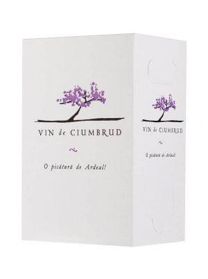 Vin de Ciumbrud Alb, demisec, baginbox 3L