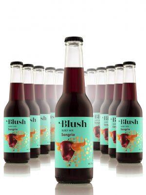Promo Blush Sangria 9+3 gratis